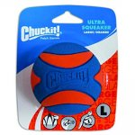 CHUCKIT! ULTRA SQUEAKER BALL LARGE 1-PACK