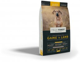Field + Forest Game and Lamb Adult Dog Food