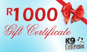 R1000 Gift Certificate