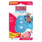 KONG Blue Puppy Treat Toy, Small