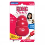 KONG Classic Red Treat Toy, Medium