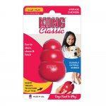 KONG Classic Red Treat Toy, Small