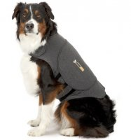 ThunderShirt for Dog - Heather Grey