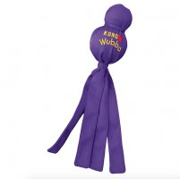 WUBBA Purple Tugga Tug and Toss Toy, Extra Large