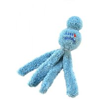 WUBBA Blue Tugga Tug and Toss Toy, Large